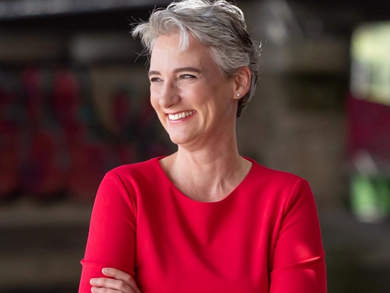 Entrepreneur Christina Mathesius
