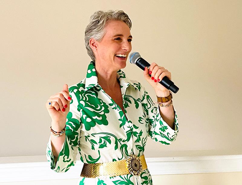 Christina Mathesius – Keynote Speaker